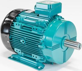 W Aluminium motors